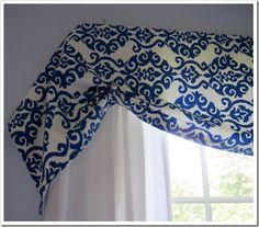 window treatment no sew