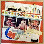 Uno 1 by craftwarehouse