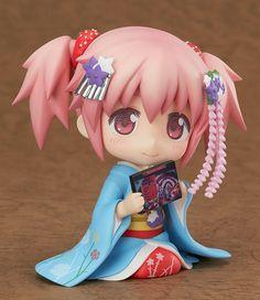 Puella Magi Madoka Magica - Madoka Kaname mini figure