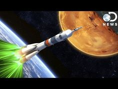 The Plan To Get To Mars In Three Days Explained | Futuristic NEWS