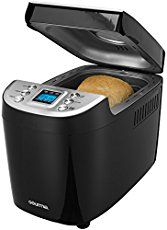 Gourmia 3 LB Electric Bread Maker 15 Digital Programs for Gluten Free and More Programmable LCD Display Adjustable Crust Controls Includes Free Recipe Book ** Check out this great product. (This is an affiliate link) Bread Machine Mixes, Best Bread Machine, Bread Machines, Cooking Bread, Bread Baking, Cooking Recipes, Easy Recipes, Ma Baker, Bread Maker Recipes