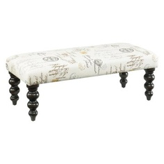 bench for master bedroom  or at dining room table