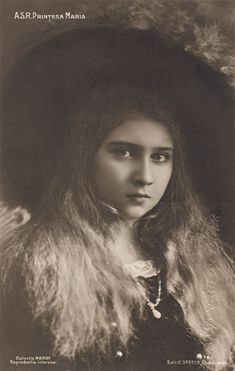 marie of romania | HRH Princess Marie of Romania, future Queen consort of Yugoslavia