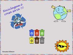 | Mundo da Bruxinha |: Tempo de decomposição do lixo
