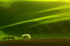 On a recent trip to Moravia, Czech Republic, photographer Marcin Sobas took these stunning shots. Moravia is a southern part of the Czech Republic which is best Places In Europe, Places Around The World, Around The Worlds, Landscape Photos, Landscape Photography, Nature Photography, Champs, Beautiful World, Beautiful Places