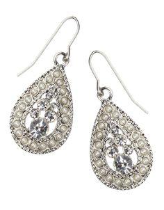 Glamour Teardrop Earrings