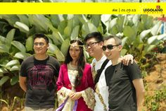 How can we not take this picture. Legoland Malaysia, Boys, Fashion, Baby Boys, Moda, Fashion Styles, Senior Boys, Sons, Fashion Illustrations
