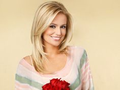 Looks like Bachelorette Emily Maynard likes guys who aren't 'pretty.' No Ken dolls for Emily! Cute Haircuts, Layered Haircuts, Long Layers With Bangs, Long Bangs, Blonde Layers, Haircut And Color, Haircut Layers, Short Haircut, Great Hair