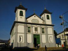 Catedral Basílica da Sé ou de Nossa Senhora da Assunção, Mariana, Minas Gerais.