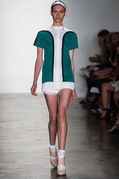 Louise Goldin Spring 2014 Ready-to-Wear Collection Slideshow on Style.com#9