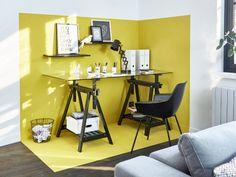 Un bureau même dans un petit espace : dix solutions