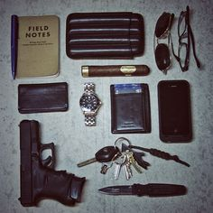 Everyday men's accessories