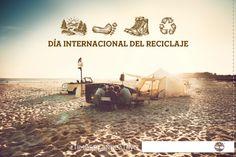 Reduce, reutiliza y recicla. Simples acciones que hacen del planeta un lugar mejor para vivir.