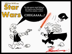 DESENHOS DO SAMIR LAHOUD: Star Wars