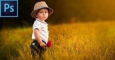 How to Post-Process Soft and 'Dreamy' Portraits of Children