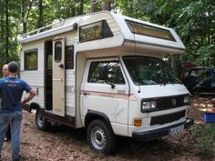 Image may have been reduced in size. Click image to view fullscreen. Vw T3 Camper, 4x4 Camper Van, Off Road Camper, Volkswagen Bus, Camper Trailers, Vw T3 Doka, Vw Vanagon, Cool Campers, Campers For Sale