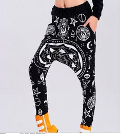 KTZ Harem Pants HBA Harem Pants Hip Hop by LushTartApparelShop, $33.00