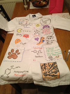 Classroom On Pinterest Lab Coats Biology And Science