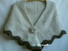 Multnomah #handspun #chiengora #shawl #knitting Knitted Shawls, Knitting, Sweaters, Products, Fashion, Ponchos, Knits, Knit Shawls, Moda