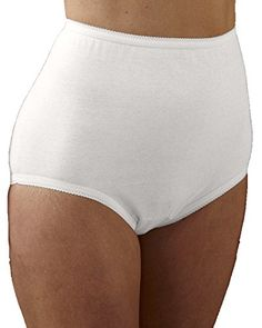d6b700cd4a National Cotton Full Coverage Panty