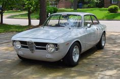 1970 GT Junior in Lunar Mist, a.k.a. Light Grey. Yes, it's a factory color. It is now owned by 'INSOC'