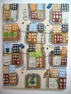 Stephen Key: New neighborhood painting