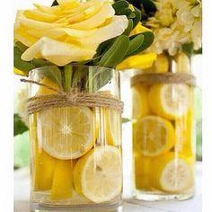 Bom dia com mais uma linda inspiração de Arranjo de Flores para decorar a mesa…