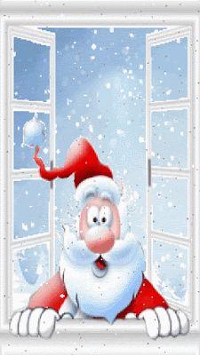 Merry Christmas & Happy New Year ! Christmas Clipart, Christmas Pictures, Christmas Art, All Things Christmas, White Christmas, Vintage Christmas, Christmas Holidays, Gif Noel, Illustration Noel
