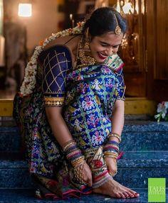 Bridal Silk Saree, Silk Sarees, Saree Blouse, Sari, Best Blouse Designs, Indian Temple, Girl Dress Patterns, Indian Wear, Cool Photos