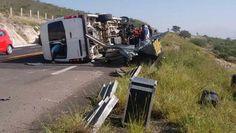 """""""Accidente con el vehículo del grupo La Apuesta en Cuacnopalan"""" http://eltraileromagazine.com/es/accidente-con-el-vehculo-del-grupo-la-apuesta-en-cuacnopalan?utm_content=bufferd969c&utm_medium=social&utm_source=pinterest.com&utm_campaign=buffer"""