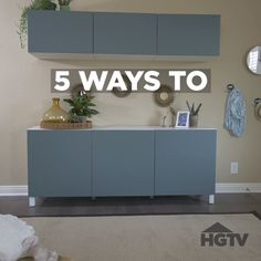 5 Ways to Organize Your Foyer