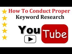 Youtube Keyword Research: Tools and Tricks For Video Marketers