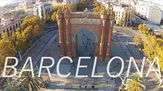 Barcelona and Sitges Spain by Drone ~ Youtube