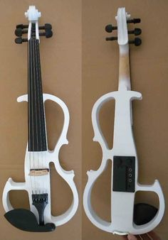 """New 16"""" 5 String Electric Viola Nice Sound Silent 8 