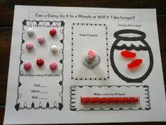 Valentine's Minute to Win It!