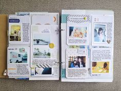 Com: hello maui 2015 inspiration project life planner, proje Project Life Planner, Project Life 6x8, Project Life Layouts, Travel Scrapbook Pages, Mini Scrapbook Albums, Mini Albums, Maui, Hawaii, Flight Case