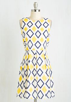 Arcade Aficionado Dress