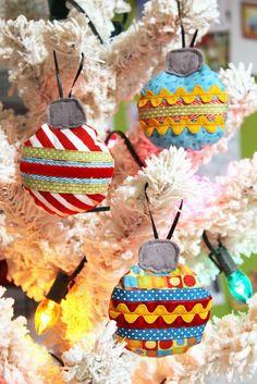 DIY Holiday Ornaments