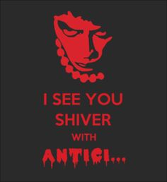 2nd RELAUNCH... I SEE YOU SHIVER WITH ANTICI...PATION! - Fabrily (It has ...pation! written on the back!)