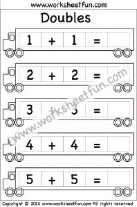 Multiplication By 5 Worksheets Pdf Addition Doubles   Worksheet  Printable Worksheets  Pinterest  Hands On Equations Worksheets Pdf with Addition And Subtraction Worksheets Ks1 Pdf Addition Doubles   Worksheets Math Sorting Worksheets Excel