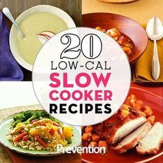 20 recipes, one appliance, all under 400 calories:
