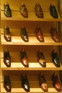 Now THIS is the type of shoe shopping I can get into!
