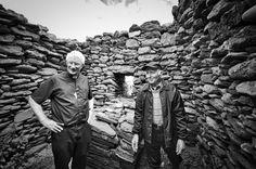 Bishop Raymond Browne and Bobby Goodwin Bobby, Ireland, The Past, Landscape, History, Scenery, Historia, Irish, Corner Landscaping