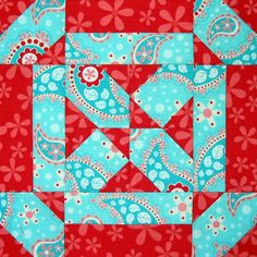 Starwood Quilter: Girl's Joy Quilt Block and a Song for Sunday