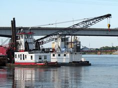 St. Louis, MO - Mississippi River
