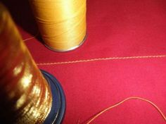 sewing hacks - decorative thread | Best Sewing Hacks That Will Make Your Life a Breeze