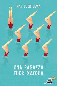 Italian translation of Girl Out Of Water