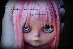 Custom Face-up by Melacacia