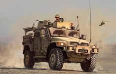 Army Vehicles, Armored Vehicles, Military Weapons, Military Art, Jurassic World Hybrid, Heavy And Light, Jeep 4x4, British Army, Armed Forces