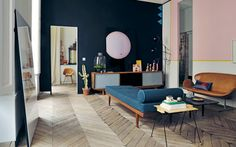 Home Inspiration Ideas - Paris luxury apartments by Jean Christophe Aumas…